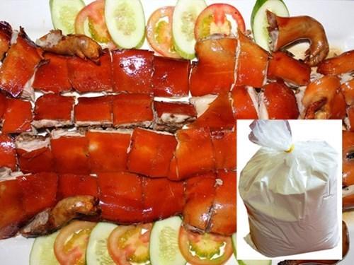 Gà ăn chất độc đẹp thịt, lươn béo thơm nhờ thuốc tránh thai