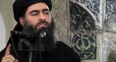 Xe thủ lĩnh IS bị không kích
