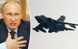 Putin 'nổi đóa' với Không lực Anh