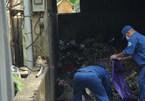 Xác trẻ sơ sinh bị vứt trong bô rác