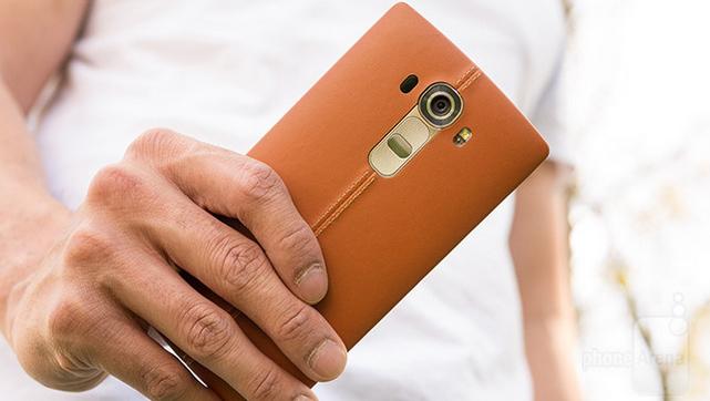 10 smartphone lấy nét tự động bằng laser