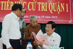 Chủ tịch nước mời dân gửi thư góp ý nhân sự cho Đảng