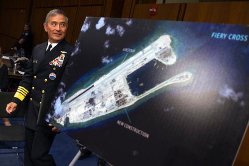 Mỹ thông báo đồng minh kế hoạch tuần tra Biển Đông