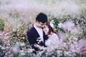 Mê mẩn bộ ảnh cưới giữa cánh đồng hoa Mộc Châu