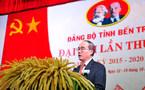 """Ông Nguyễn Thiện Nhân: Bến Tre cần 'Đồng khởi mới"""" trong kinh tế"""