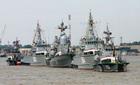 Uy lực đội tàu 'phân bổ sát thương' của Nga
