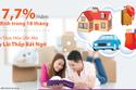 Cho vay lãi suất 7,7%/năm ở TPBank