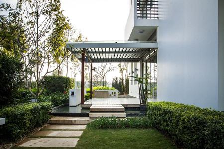 Không gian sống rộng thoáng tại Gamuda Gardens