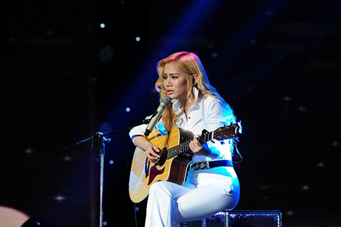 Yến Lê vietnamnet, Tuấn Hưng vietnamnet, Giọng hát Việt vietnamnet