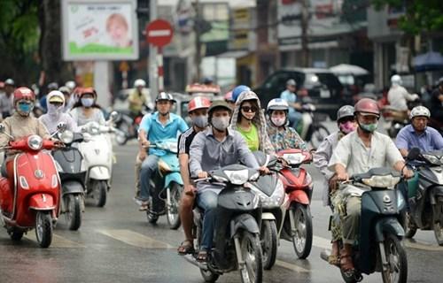 Bỏ thu phí xe máy, địa phương phải tự cân đối ngân sách