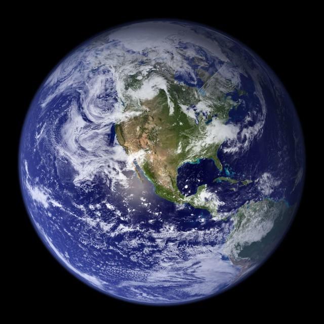 Trái Đất mỗi năm 'giảm béo' được 50 nghìn tấn