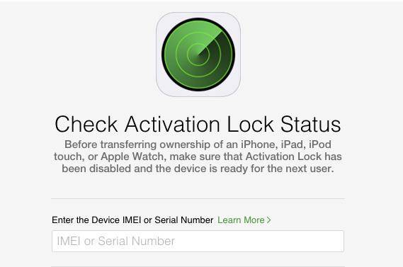Cách kiểm tra iPhone có bị khóa iCloud hay không