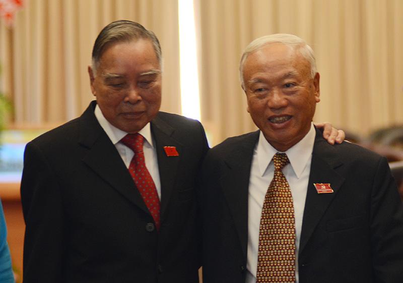 Lãnh đạo cấp cao dự Đại hội Đảng TP.HCM