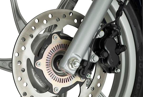 Bỏ thêm chục triệu chế phanh ABS cho xe máy