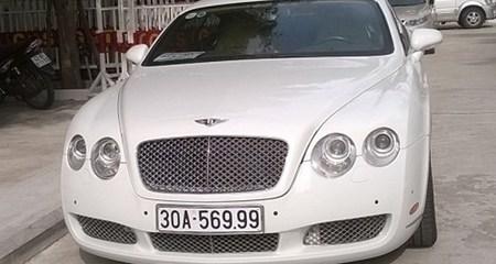 Đà Nẵng tạm giữ siêu xe Bentley xài biển giả nghi nhập lậu