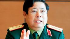 Bộ trưởng Phùng Quang Thanh đi Trung Quốc