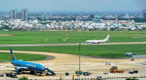 sân bay, Tân Sơn Nhất, quá tải, ngập nước