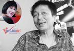 Phú Quang tẩm xăng đốt đĩa nhạc trước mộ NSND Lê Dung