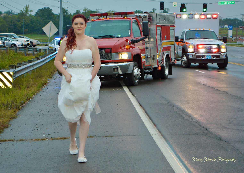 y tế, cứu hộ, Mỹ, tai nạn giao thông, tiệc cưới
