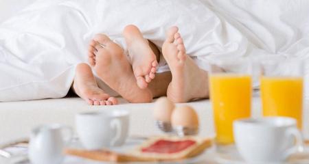 Sex là thói quen cực tốt để khởi đầu buổi sáng
