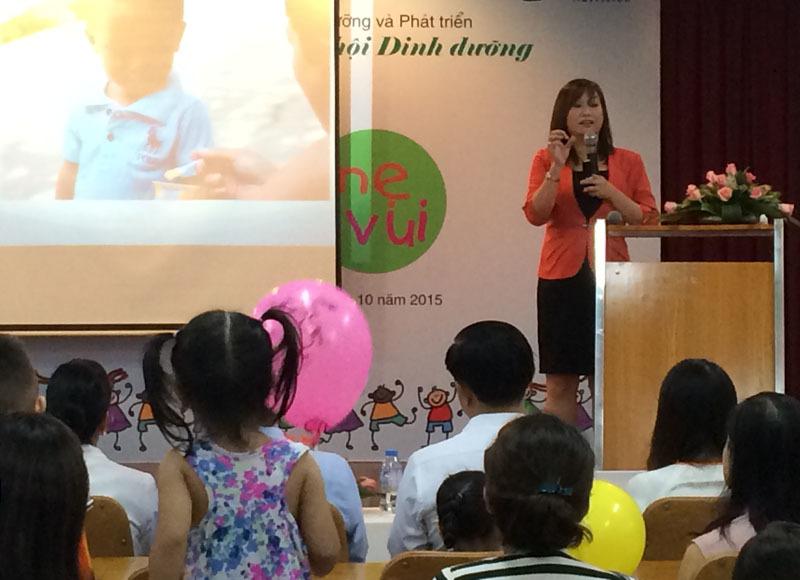 suy dinh dưỡng, thiếu vi chất, trẻ em