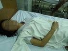Nữ sinh bị tạt axit vẫn trong trạng thái hoảng loạn