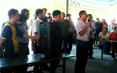 1.000 công nhân Thanh Hóa đình công phản đối ông chủ TQ chửi bới