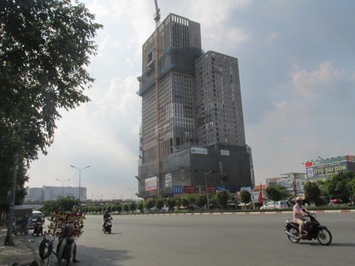 Đại gia Sài Gòn đổ xô đầu tư căn hộ cao cấp