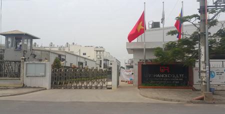 Hà Nội: Nhà máy nước giải khát triệu USD xây dựng sai phép