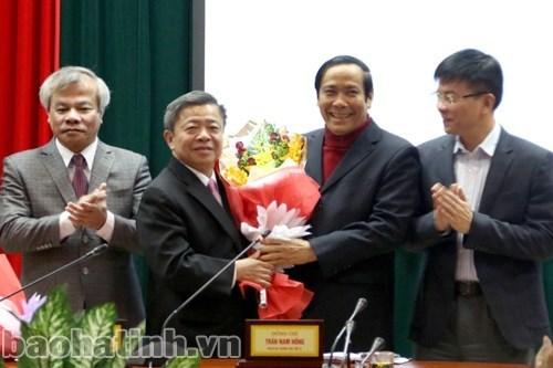 Điều Bí thư Hà Tĩnh ra công tác tại Liên minh HTX