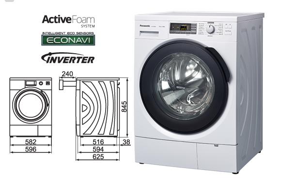 mẹo, máy giặt
