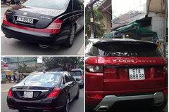 Bộ sưu tập siêu xe, xe sang biển giả gây chấn động Việt Nam