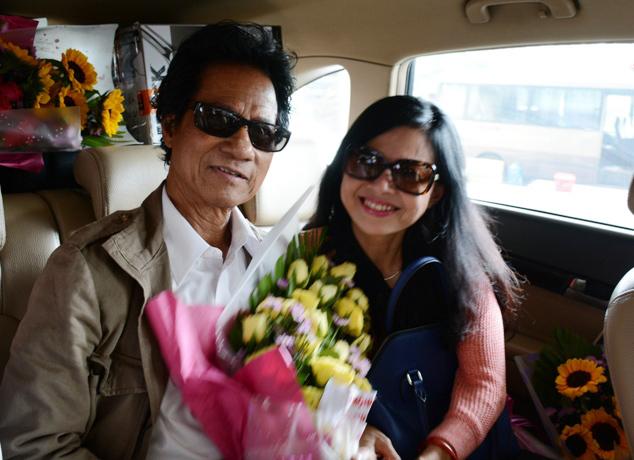 Chế Linh, vợ cũ, MC Kỳ Duyên, vietnament,