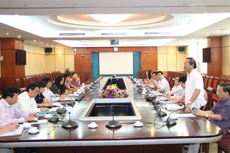 Thứ trưởng, Trương Minh Tuấn, Bộ TT&TT, báo chí, Hà Hội