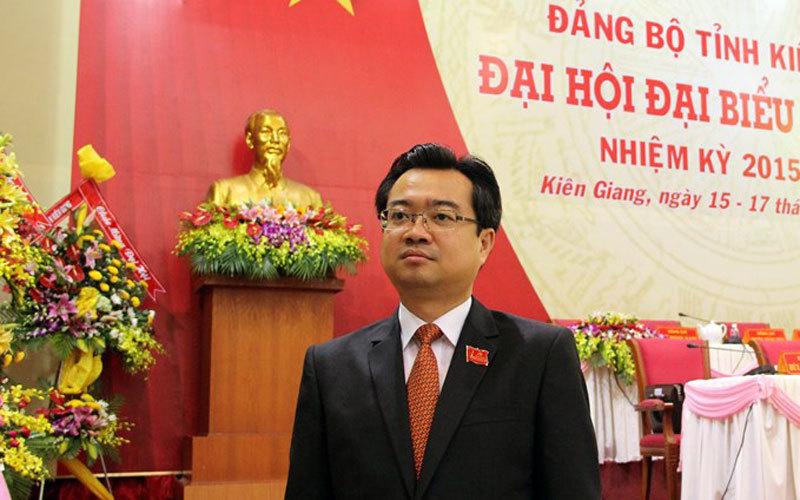 Ông Nguyễn Thanh Nghị làm Bí thư Kiên Giang