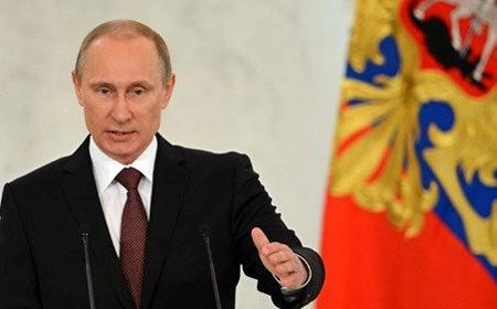 Putin đối mặt 'cuộc chiến' trong lòng nước Nga