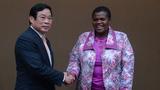 Việt Nam - Nam Phi đẩy mạnh hợp tác về viễn thông