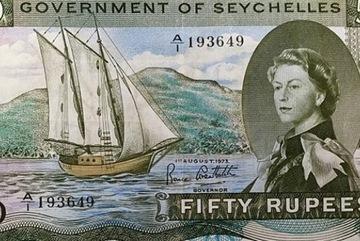 Tờ tiền có chữ 'sex' ẩn bên trong