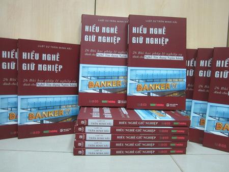 Sách về 26 bất trắc trong nghề ngân hàng