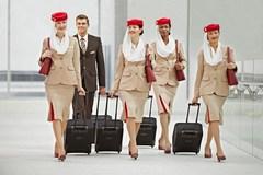Bốn đội tiếp viên hàng không đẹp nhất thế giới