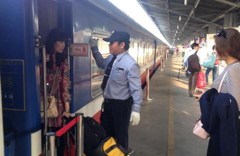 Khảo sát mở tour du lịch đường sắt