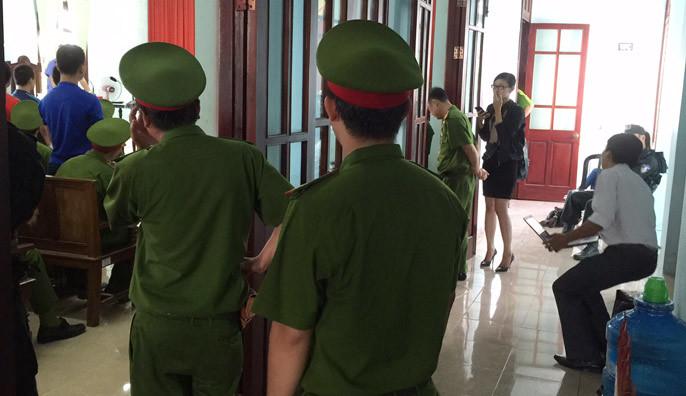 'Đại ca' cùng 15 đàn em giang hồ kháng cáo kêu oan
