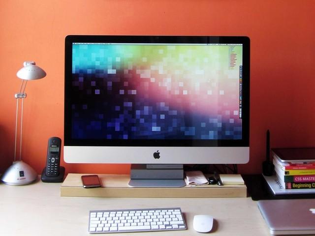 Apple, máy tính, iMac, màn hình 5K