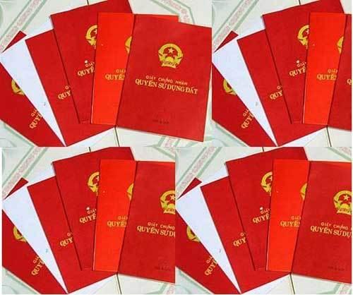 sổ đỏ, trộm, giấy tờ, thủ tục