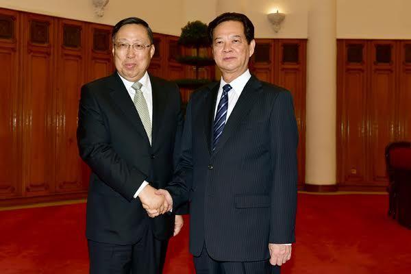 Việt-Trung hợp tác bảo vệ an ninh chính trị