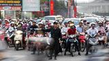 Cảnh sát cơ động xuống đường: Hết cảnh bò đến cơ quan