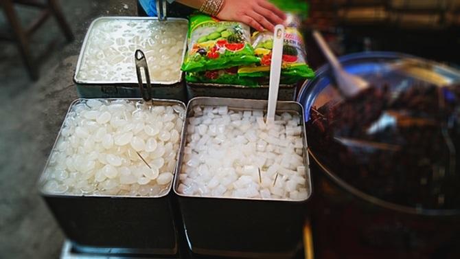 chợ Châu Đốc, thốt nốt, An Giang, đặc sản