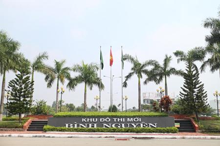 Đất nền khu đô thị mới Bình Nguyên hút khách