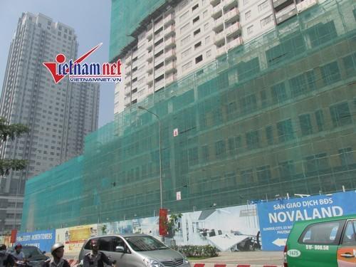 tiến độ dự án, Hưng Phát Silver Star, Florita, Sunrise City North- Giai đoạn 3, The Luxcity, Angia Skyline