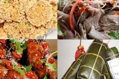 Những món ngon nhìn đã thấy thèm ở Ninh Bình